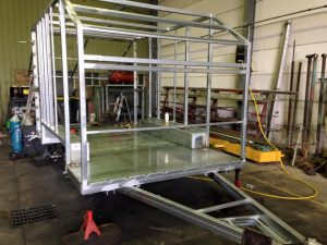 Trojan 11 Confined Space Training Trailers