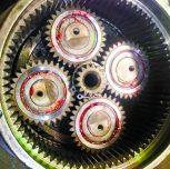 Excavator Drive Motor Repair