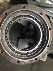 Blackbutt Engineering Hydraulink Excavator Drive Motor Repair