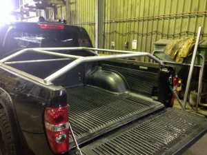 Blackbutt Engineering and Hydraulink Mint Tent