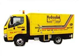 We provide onsite hose repair of al types