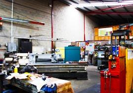 Blackbutt Engineering has an extensive machine shop