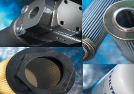 We supply Hydraulic Filters