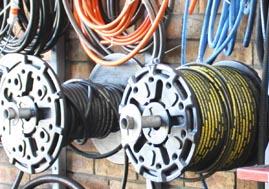 Custom made Hydraulic Hoses