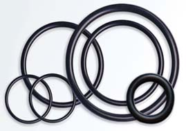 We supply, stock and install O Rings