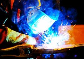 Small fabrication jobs