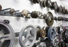 We Supply Vee Belts and Pulleys